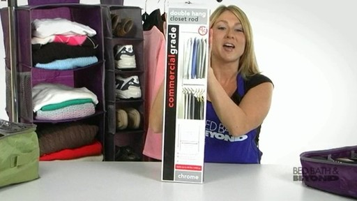 College Practical Solutions - Need More Clothing Storage? - image 3 from the video