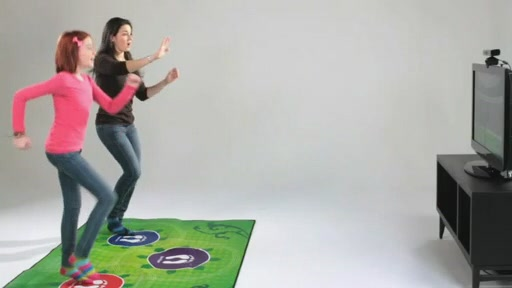 Xbox 360 Kinect Perfect Range Anti-Slip Gaming Mat - image 5 from the video