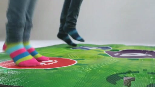 Xbox 360 Kinect Perfect Range Anti-Slip Gaming Mat - image 7 from the video