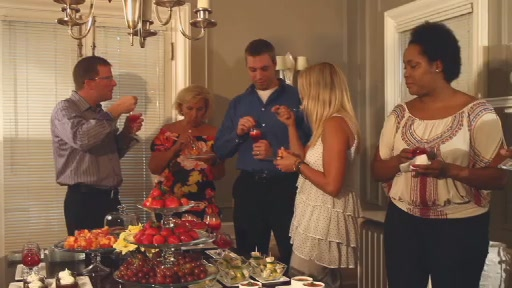 Entertaining at Home with Just Tasting - Libbey - image 2 from the video