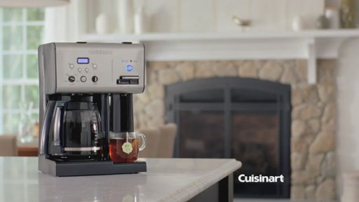 Cuisinart Coffee On Demand 12-Cup Programmable Coffee Maker - image 10 from the video