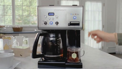 Cuisinart Coffee On Demand 12-Cup Programmable Coffee Maker - image 8 from the video