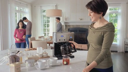 Cuisinart Coffee On Demand 12-Cup Programmable Coffee Maker - image 9 from the video