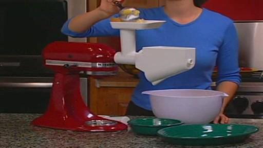 Kitchenaid Stand Mixer Fruit Amp Vegetable Strainer