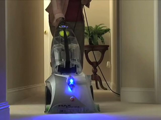 Hoover Platinum Collection Steam Vacuum Carpet Cleaner