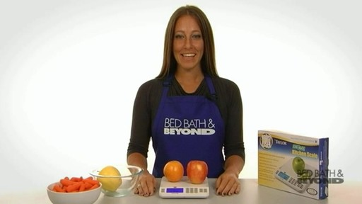 Biggest Loser Cal-Max Kitchen Scale - image 5 from the video