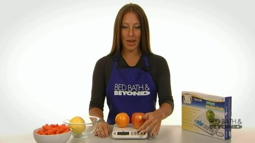 Biggest Loser Cal-Max Kitchen Scale - image 6 from the video