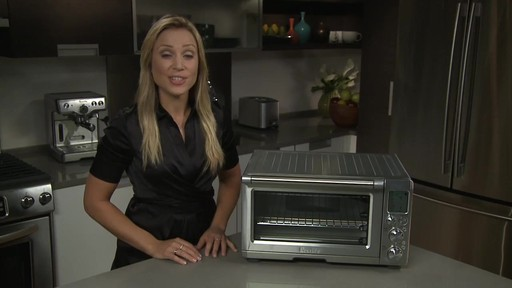 Breville The Smart Oven Convection Toaster Oven - image 1 from the video