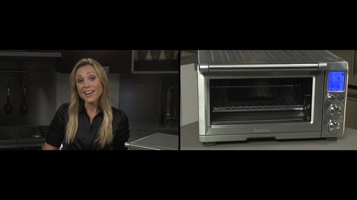 Breville The Smart Oven Convection Toaster Oven - image 2 from the video