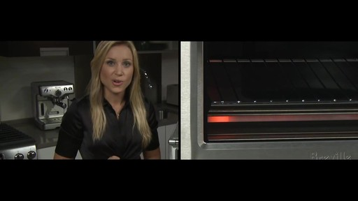 Breville The Smart Oven Convection Toaster Oven - image 3 from the video