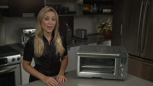 Breville The Smart Oven Convection Toaster Oven - image 6 from the video