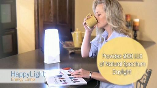 Verilux Happylight 6000 Lux Energy Lamp 187 Bed Bath