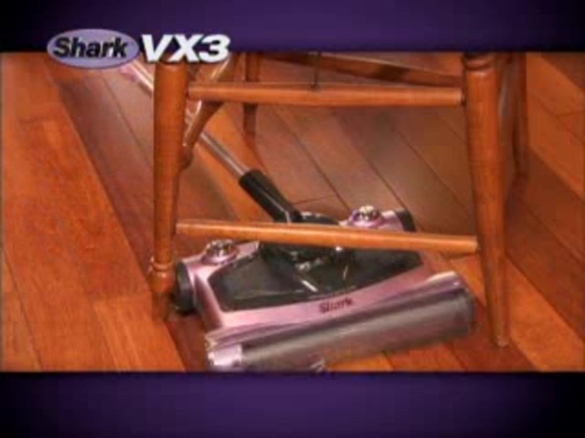 Shark VX3 Cordless Floor and Carpet Sweeper - image 6 from the video