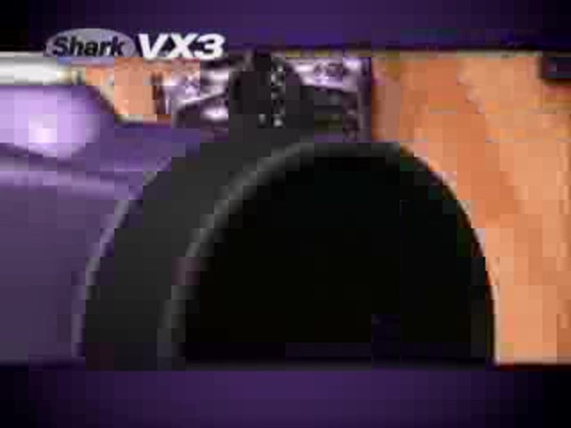 Shark VX3 Cordless Floor and Carpet Sweeper - image 9 from the video