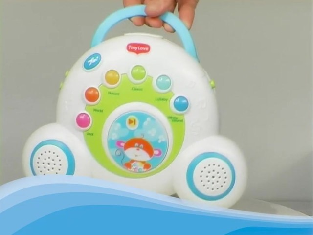 Tiny Love Soothe and Groove Mobile - image 9 from the video