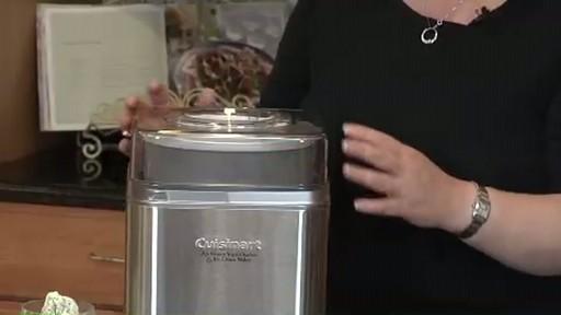cuisinart yogurt maker manual