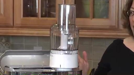 Cuisinart Stand Mixer Food Processor Mixer Attachment Sm