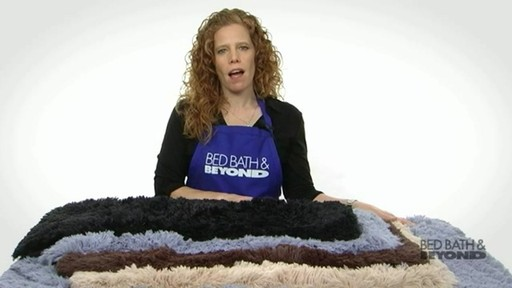 Soft Touch Memory Foam Rugs - image 9 from the video
