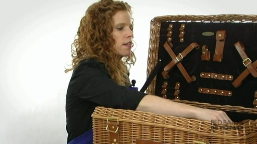 Windsor Picnic Basket - image 8 from the video