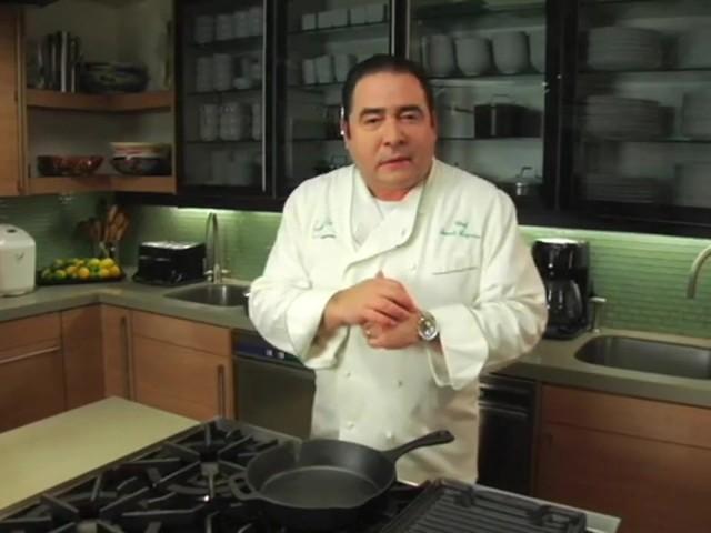 Emerilware Cast Iron Cookware 187 Bed Bath Amp Beyond Video