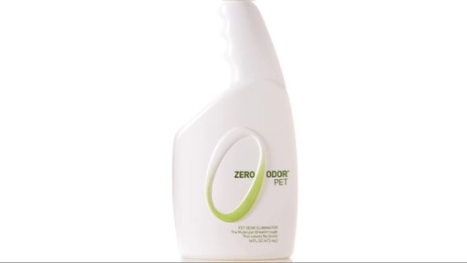 Zero Odor 16-Ounce Pet Spray - image 3 from the video