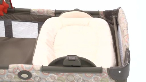 Graco Pack N Play with Newborn Napper - image 3 from the video