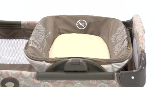 Graco Pack N Play with Newborn Napper - image 4 from the video