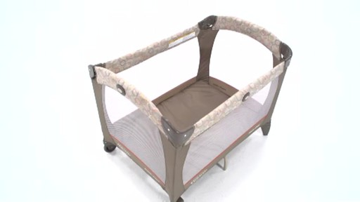 Graco Pack N Play with Newborn Napper - image 7 from the video