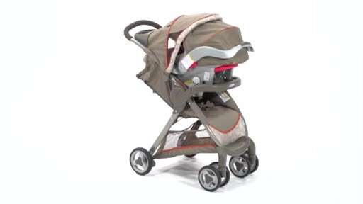 Graco FastAction Fold LX Stroller Travel System - image 1 from the video