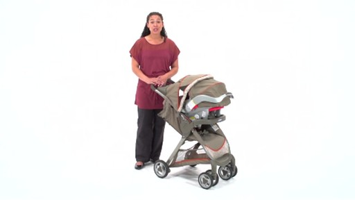 Graco FastAction Fold LX Stroller Travel System - image 10 from the video