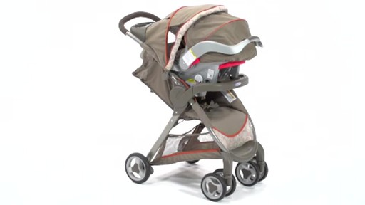 Graco FastAction Fold LX Stroller Travel System - image 2 from the video