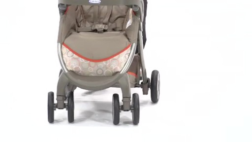 Graco FastAction Fold LX Stroller Travel System - image 7 from the video