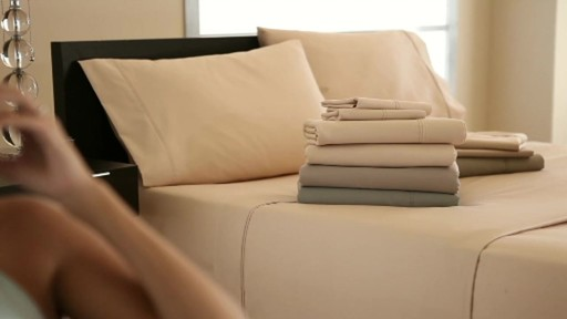 Perfect Touch Sheet Set - image 2 from the video