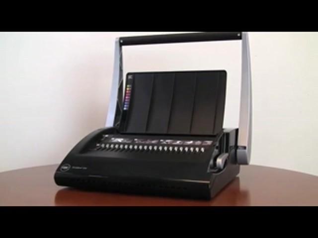 Gbc Combbind C20 Manual Binding System Gbc 7706172