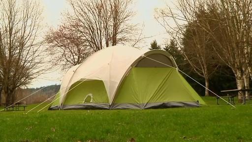 Coleman Montana 8 Person Tent 187 Outdoor 187 Video Gallery