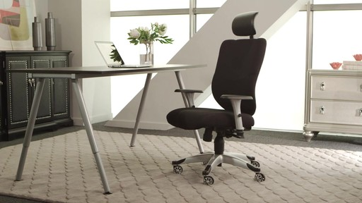 Marcel Cooling Foam Office Chair By Sealy Image 1 From The Video