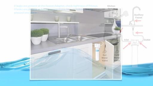Brita Redi Twist 1 Stage Under Sink Filtration System