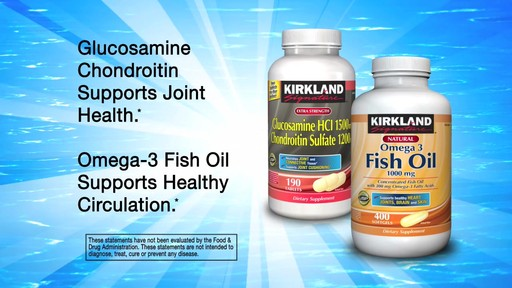 Kirkland Signature Vitamins - image 8 from the video