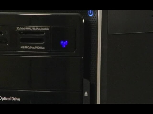 HP Desktop - image 7 from the video