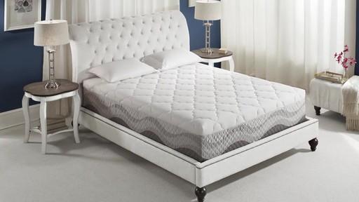 novaform 12 flextech memory foam mattress welcome to costco wholesale. Black Bedroom Furniture Sets. Home Design Ideas