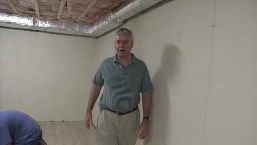 InstaLay Loose Laid Underlayment/Flooring Installation System - image