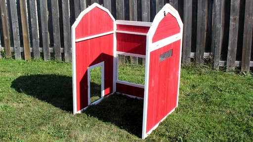 Old Red Barn Chicken Coop By Precision Pet 187 Video Gallery
