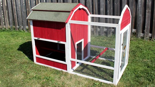 Old Red Barn Chicken Coop By Precision Pet 187 Welcome To