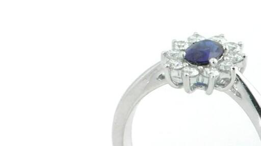 Sapphire And Diamond Ring Costco