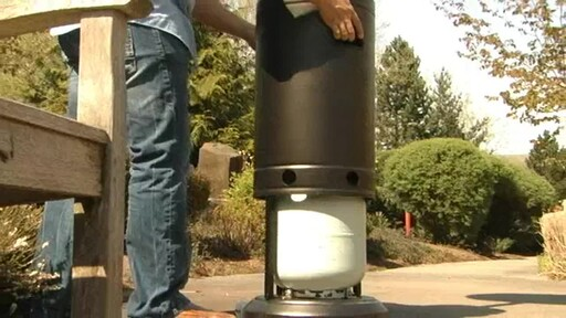 Propane Patio Heater Outdoor Heating And Cooling