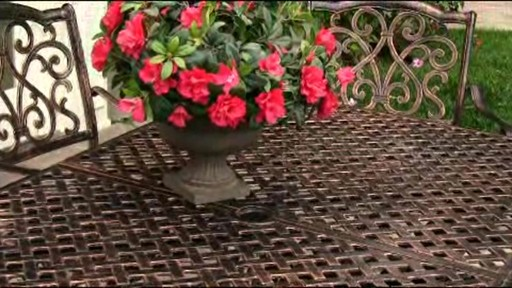Lagos 9-piece Patio Dining Set - image 1 from the video