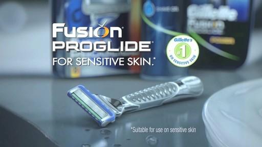 Gillette Fusion Proglide Razor Blades Costco
