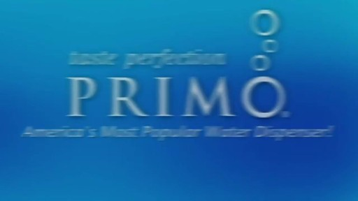 Primo Water Cooler - image 1 from the video