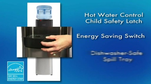 Primo Water Cooler - image 6 from the video
