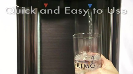 Primo Water Cooler - image 8 from the video
